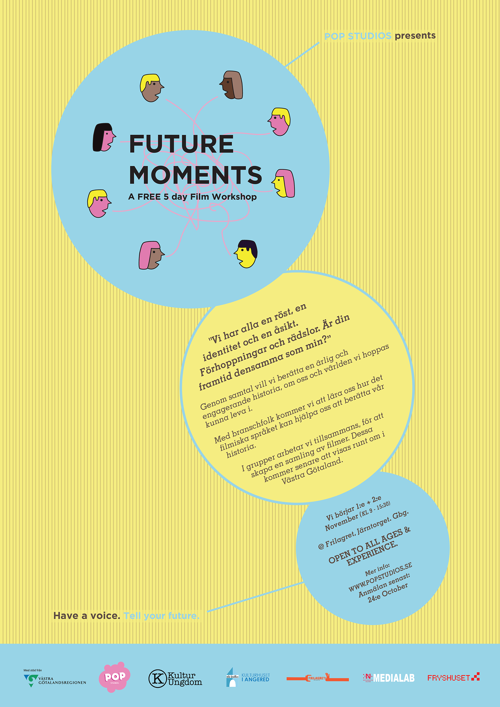 Future Moments poster